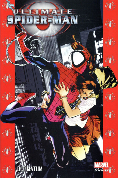 Couverture Ultimate Spider-Man, tome 12 : Ultimate Spider-Man