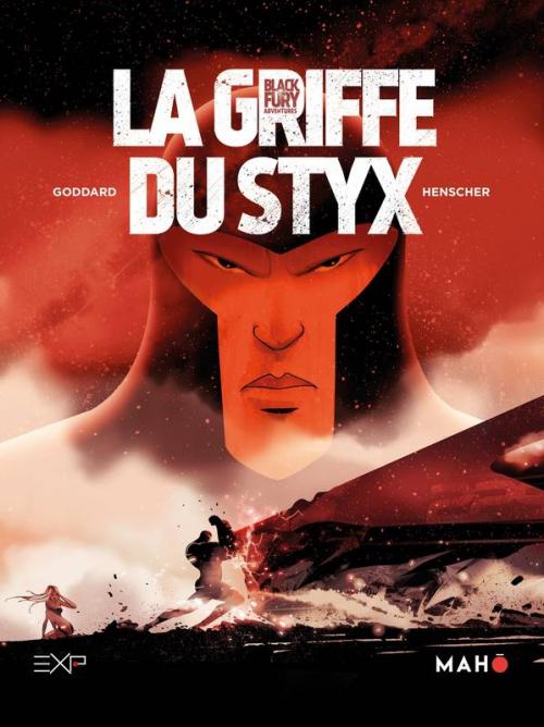 Couverture Blackfury, tome 1 : La griffe du Styx