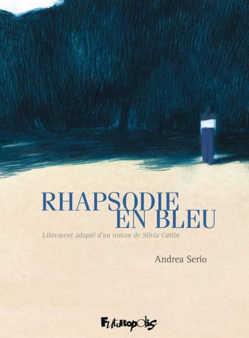 Couverture Rhapsodie en bleu