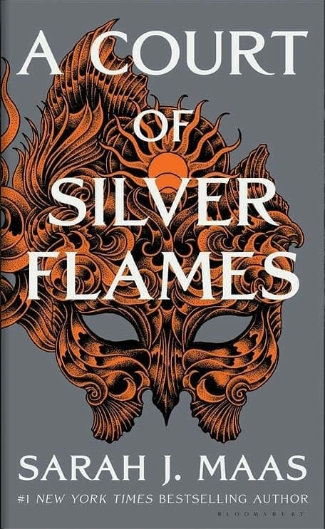 Couverture A Court of Silver Flames