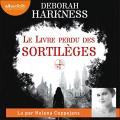 Couverture Le Livre perdu des sortilèges, tome 1 Editions Audible studios 2020