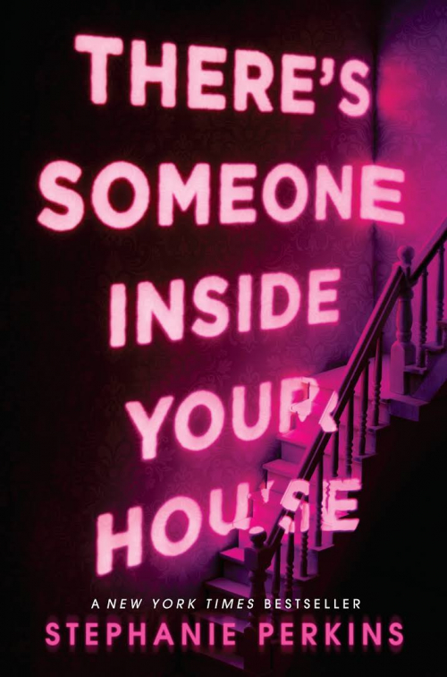 Couverture There's someone inside your house