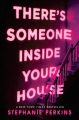 Couverture There's someone inside your house Editions Speak 2017