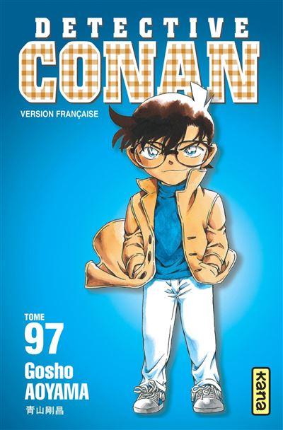 Couverture Détective Conan, tome 097