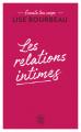 Couverture Écoute ton corps : Les relations intimes Editions J'ai Lu (Bien-être) 2020