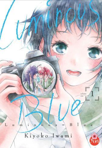 Couverture Luminous Blue, tome 1