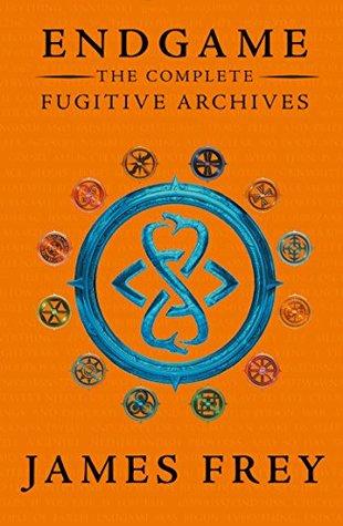 Couverture Endgame: The Fugitive Archives, intégrale