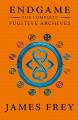 Couverture Endgame: The Fugitive Archives, intégrale Editions HarperCollins (Children's books) 2017