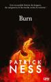 Couverture Burn Editions 12-21 2020