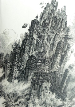 Couverture La Passe-miroir, tome 4 : La tempête des échos
