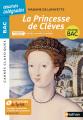 Couverture La Princesse de Clèves Editions Nathan (Carrés classiques) 2019