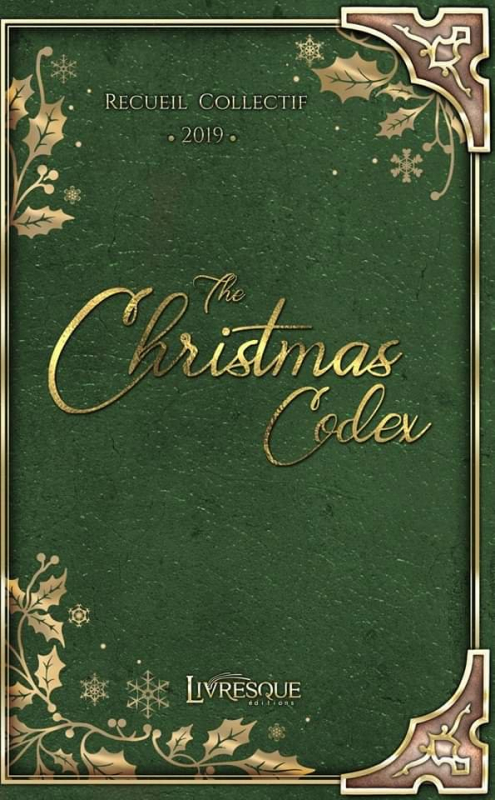 Couverture The christmas codex, volume 2