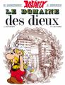 Couverture Astérix, tome 17 : Le domaine des dieux Editions Hachette (BD) 2005