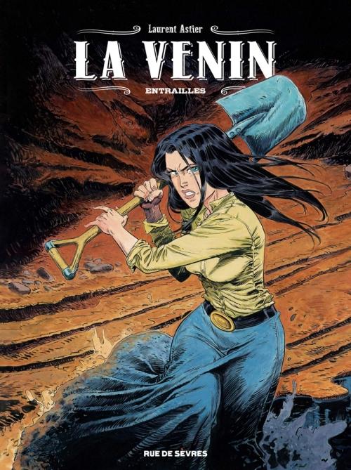 Couverture La Venin, tome 3 : Entrailles