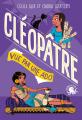 Couverture 100 % Bio - Cléopâtre vue par une ado Editions Poulpe fictions 2020