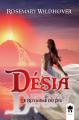 Couverture Désia, tome 2 : Le Royaume du feu Editions Autoédité 2020