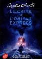 Couverture Le Crime de l'Orient-Express Editions Le Masque 2013