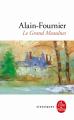 Couverture Le Grand Meaulnes Editions Le Livre de Poche (Classiques) 2019