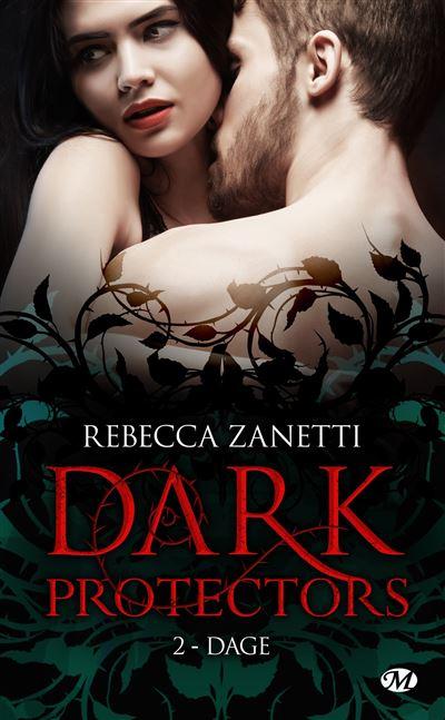 Couverture Dark Protectors, tome 2 : Dage