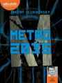 Couverture Métro 2035 Editions Audiolib 2020
