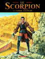 Couverture Le Scorpion, tome 13 : Tamose l'égyptien Editions Dargaud 2020