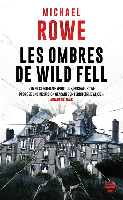 Couverture Wild Fell