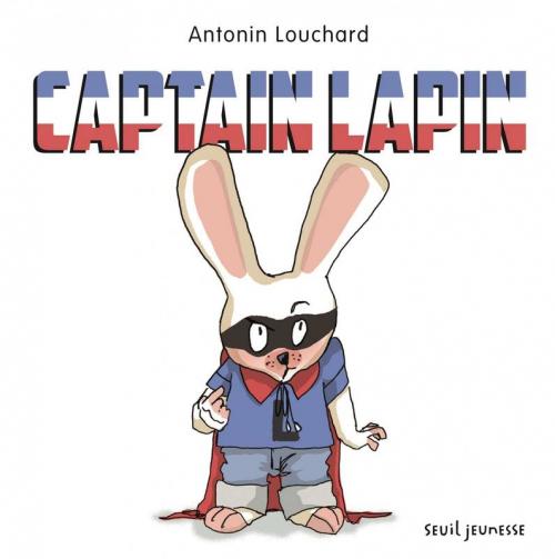 Couverture Captain lapin