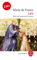 Couverture Lais / Les Lais Editions Le Livre de Poche (Classique) 2020