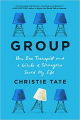 Couverture Group: How One Therapist and a Circle of Strangers Saved My Life Editions Simon & Schuster 2020