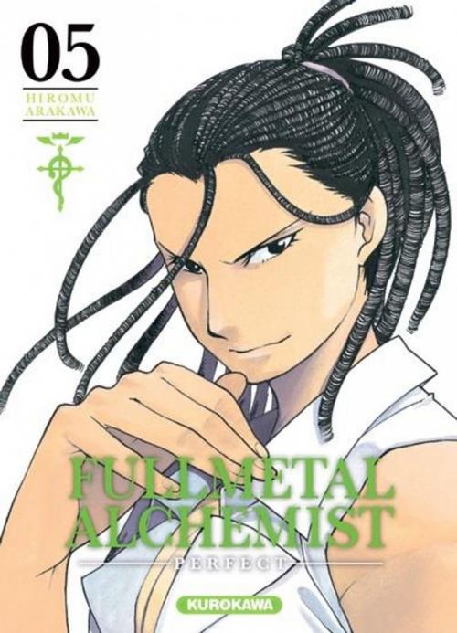 Couverture Fullmetal Alchemist, perfect, tome 05