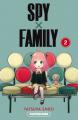 Couverture Spy X Family, tome 2 Editions Kurokawa (Shônen) 2020