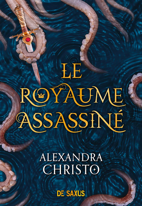 Couverture Le Royaume Assassiné