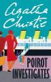 Couverture Les enquêtes d'Hercule Poirot Editions Harper 2001
