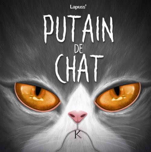 Couverture Putain de chat, tome 7