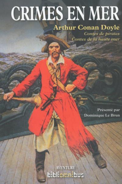Couverture Crimes en mer - (Contes de pirates - Contes de la haute mer)