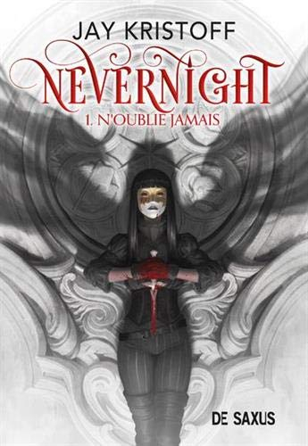 Couverture Nevernight, tome 1 : N'oublie jamais
