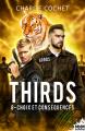 Couverture Thirds, tome 06 : Choix & conséquences Editions MxM Bookmark (Romance) 2020