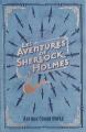Couverture Les aventures de Sherlock Holmes Editions Panini (Books) 2020