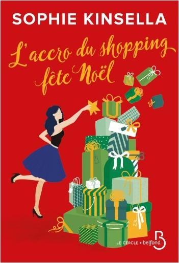 Couverture L'Accro du shopping, tome 9 : L'Accro du shopping fête Noël