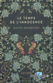 Couverture Le temps de l'innocence / L'âge de l'innocence Editions RBA (Romans éternels) 2020