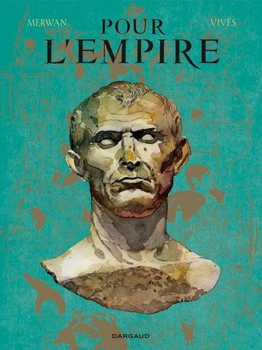Couverture Pour l'Empire