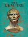 Couverture Pour l'Empire Editions Dargaud 2020