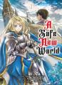 Couverture A safe new world, tome 1 Editions Komikku 2020