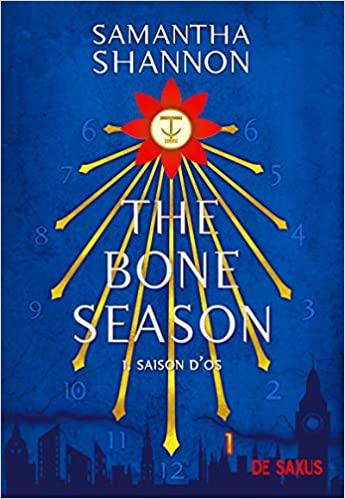 Couverture Bone season : Saison d'os, tome 1