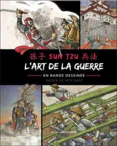 Couverture L'art de la guerre en bande dessinée