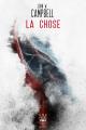 Couverture La Chose Editions Le Bélial' (Une Heure Lumière) 2020