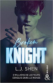 Couverture All Saints High, tome 2 : Broken Knight Editions Harlequin (&H - New adult) 2020