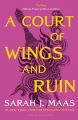 Couverture Un palais d'épines et de roses, tome 3 : Un palais de cendres et de ruines Editions Bloomsbury 2020