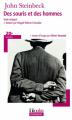 Couverture Des souris et des hommes Editions Gallimard  2012