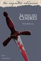 Couverture Le pays des cendres Editions Le Verger 2017